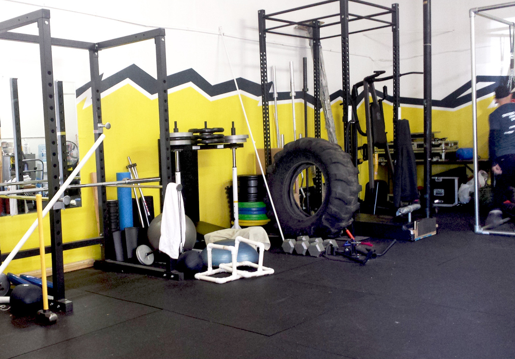 Ajax Fitness in Foster City, CA