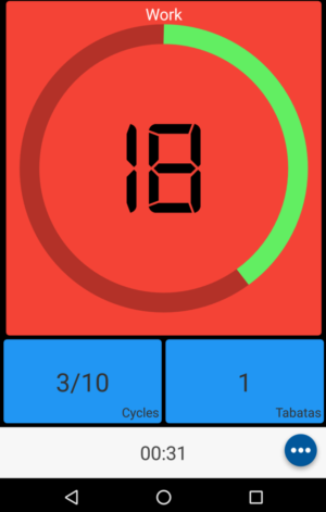 There's an app for that: Tabata Timer for HIIT – Haddad Training